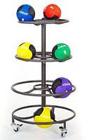 Подставка (стойка) для медболов, волболов