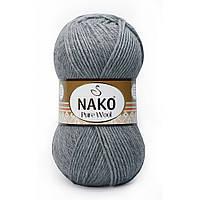 Nako Pure Wool (Нако Пур вул) 100%шерсть 194