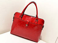 Женская лаковая сумка PM7510