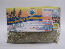 Чистеца болотного трава, 50 г-при сердечно-сосудистых заболеваниях, гипертонии, неврозах, истерии