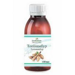 БАЖ «Топінамбур»100 мл-при цукровому діабеті і та ІІ типу, ожирінні