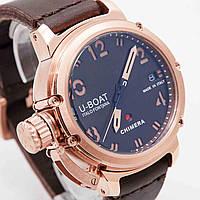 "Часы U-BOAT""Chimera Bronze"" механика.класс ААА"