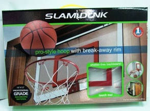 Баскетбольный набор металлический