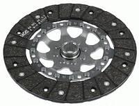 Диск сцепления ведомый AUDI, SKODA, SEAT, VW (производитель SACHS) 1864 532 333