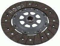 Диск сцепления ведомый AUDI, SKODA, VW (производитель SACHS) 1864 528 441
