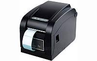 Принтер печати этикеток MJ-350B с USB/RS-11, ширина печати до 80 мм