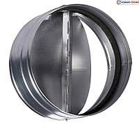 Клапан обратный круглый 100 мм