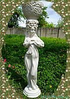 Ева 103 см садово парковая скульптура для декора