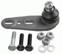 Опора шаровая ремкомплект AUDI передняя ось (производитель Lemferder) 10041 04