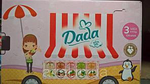 Підгузки дитячі DADA 3 MIDL (4-9kg) 108шт.