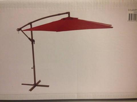 Зонт для кафе и дачи 2,5м с наклоном, фото 2