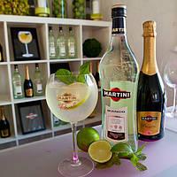 Вермут Martini bianco  15% 1л