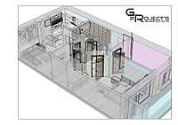 Технический дизайн жилого пространства