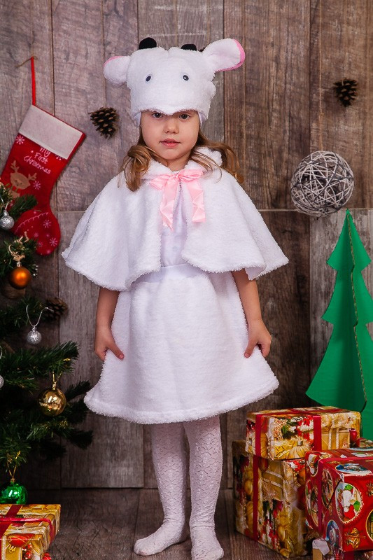 Новогодний костюм Козочка Овечка