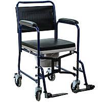 Кресло-каталка с санитарным оснащением, OSD-YU-JBS367A