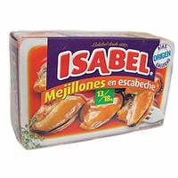 Мидии ISABEL исабель 120г