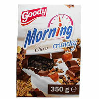 Мюсли Goody Morning choco 350г