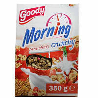 Мюсли Goody Morning Hazelnuts 350г