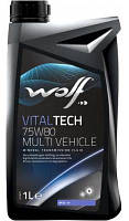 Wolf Олива трансмісійна VITALTECH MULTI VEHICLE (1 л)