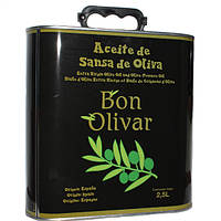 Оливковое масло Sansa Bon Olivar ж/б 2,5л