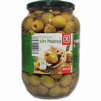 Оливки без косточки Dia Sin Hueso Испания 850мл