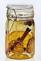 Свеча гелевая Чародейка с кофе 2004-1