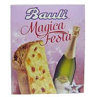 Панеттоне Bauli + шампанское 750г