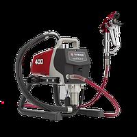 Окрасочный агрегат с поршневым насосом TITAN Impact™ 400