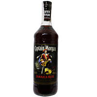 Ром Captain Morgan black 40% 0,7л