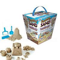 Кинетический живой песок 4в1 500г ( подарки детям )