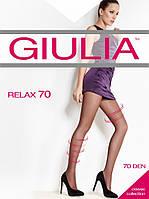 Колготки Giulia Relax 70, р 2,3,4,5