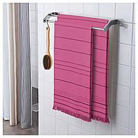 Пляжное полотенце AXINGEN розовое