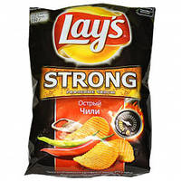 Чипсы Lays strong Чили 120г