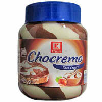 Шоколадная паста Classic Chocremo 400г