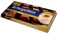 Шоколад Schogetten Cappucino 100г