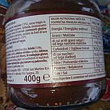 Шоколадно-горіхова паста Dolciando crema nocciola 400г, Італія, фото 3