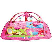 Развивающий коврик с дугами Tiny Love 5 в 1 Маленькая принцесса 1202906830