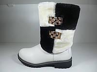 Сапожки зимние для девочек GFB Размер: 37,38