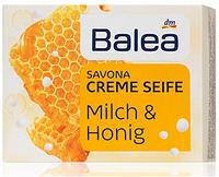 Крем - мыло Balea Milch & Honig 150г Германия