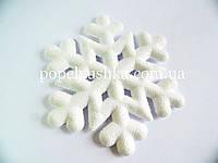 Пінопласт Сніжинка 20 см