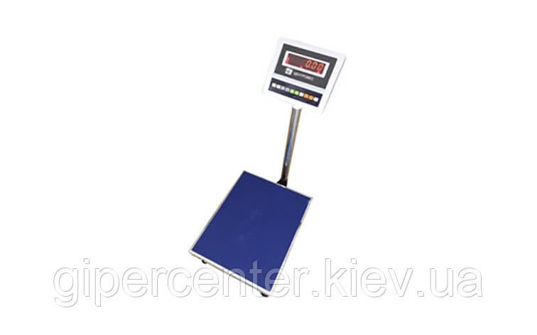 Весы товарные ВПЕ-Центровес-405-150-СВ до 150 кг, фото 2