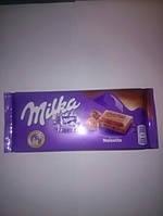 Шоколад Milka Noisette 100гр