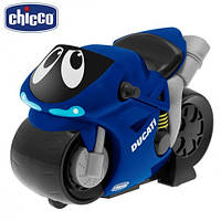 "Игрушка Мотоцикл ""Дукати"" CHICCO 00388.08 синий"
