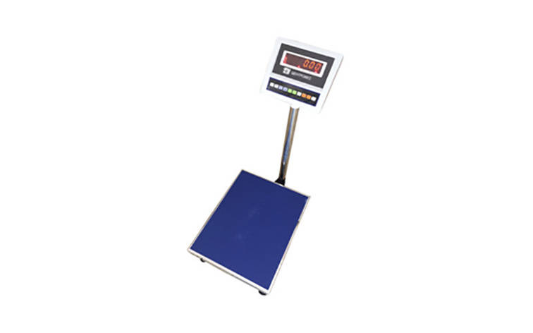 Весы товарные ВПЕ-Центровес-405-300-СВ до 300 кг, фото 2