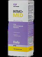Гель для интимной гигиены Daily pH 4.5 Intimo+med Эльфа 200мл.