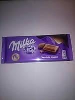 Шоколад Milka Dessert au chocolat 100гр