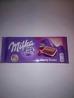 Шоколад Milka  Cherry creme 100гр