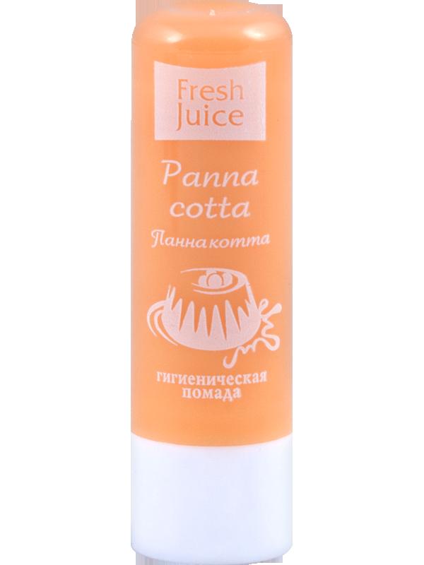 Гигиеническая помада Panna сotta (Панна котта) Fresh Juice 3,6г.