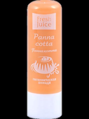 Гигиеническая помада Panna сotta (Панна котта) Fresh Juice 3,6г., фото 2