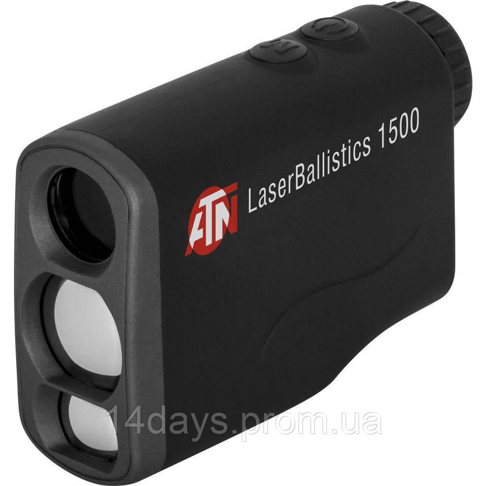 Лазерный дальномер ATN LASERBALLISTICS 1500